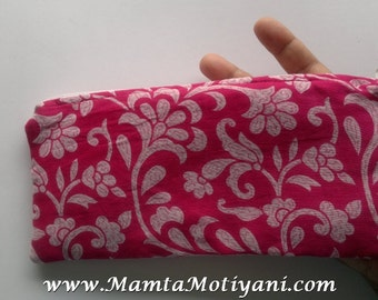 Pink Zippered Pouch, Coin Purse With Zipper, Pink Coin Purse, Floral Pencil Case, Change Purse, Zipper Pouch, Floral Print Fabric Wallet
