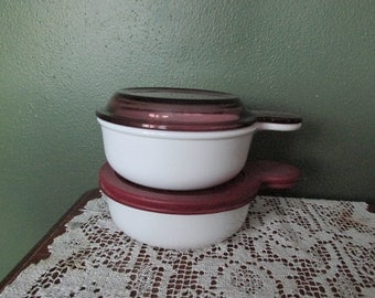 Corning Ware Grab It Bowls Set of 2 with Lids