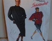 Vogue Individualist Sewing Pattern 1768 Size 14
