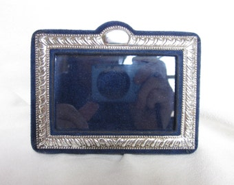 Sterling Silver Picture Frame Marked .925 Made in Mexico