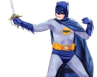 Batman 66 Print