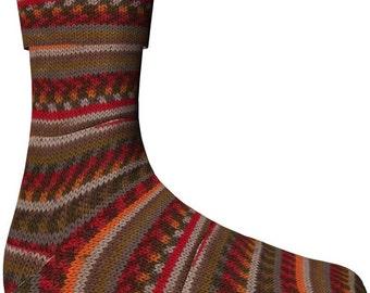 Comfort Sock Yarn Winterrauschen, 100g/459yd, 1215b-06