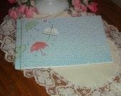 Umbrella Shower Guest Book Album - Bridal, Baby, Birthday