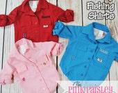 Fishing shirt etsy for Fishing shirt onesie