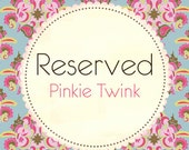 Reserved Listing for Shelley