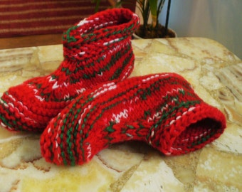 Boot Slippers for Women-A Great Christmas Gift