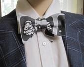Star Wars Storm Trooper Bow Tie