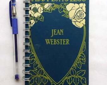 Upcycled Vintage Blank Journal