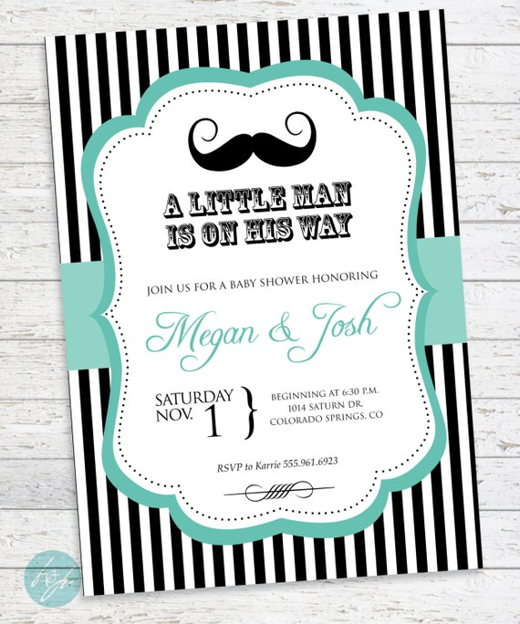Satisfactory image inside free printable mustache baby shower invitations