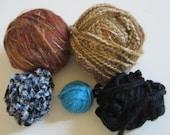 Yarn Destash, Bulky, Scrap Yarn, Assorted Yarn, Leftover Yarn, Chunky Yarn