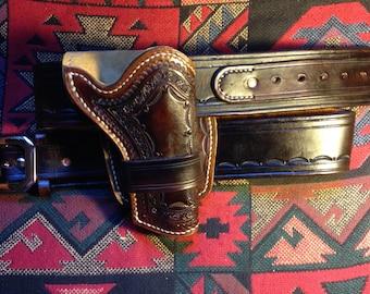 Custom Made to Order Holster and Belt Set