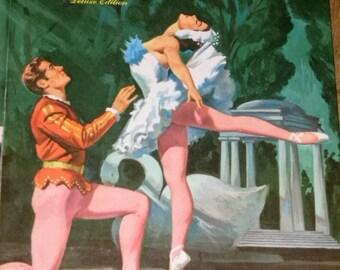 Children's Wonder Book of Ballet / 1961