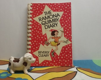 Ramona Quimby Diary... with Stickers!