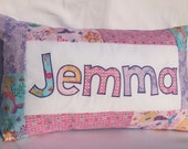 Mermaids - Personalized Pillow