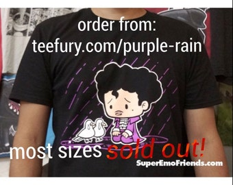 OFFICIAL Super Emo Pwince Tee PRE-ORDER.