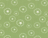 In From the Cold, Starry Sky in Juniper by Kate Spain for Moda Fabrics