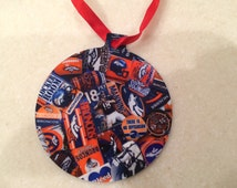 Denver Broncos Ornament After Christmas Sale!
