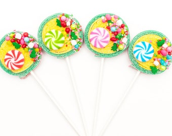 Candyland Sour Lolli's - 6