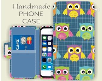 Blue Owl iPhone Case iPhone 6S Plus iPhone 6 S3 iPhone 6  Samsung Galaxy S5 Samsung Galaxy S6