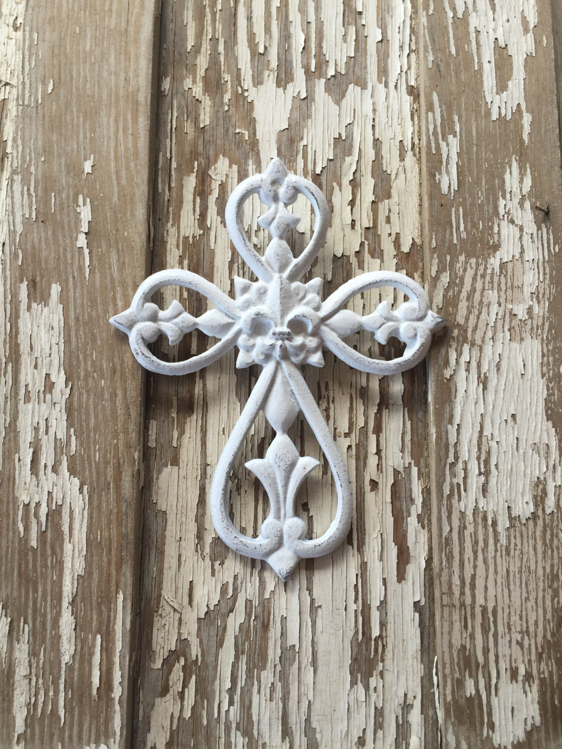 White Distressed Wall Cross Wall Decor With By. Living Room Wall Units. Rooms In Laughlin. Dc Rooms For Rent. Kids Room Organization. Home Theater Decor. China Cabinet Decor. Moon Wall Decor. Decorating Ideas With Red Leather Sofa