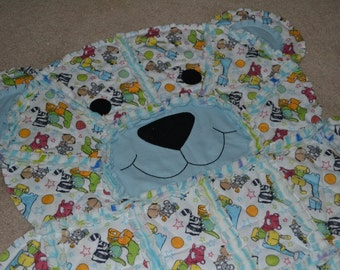 Bear Rag Quilt