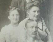 Photograph Kansas Family