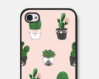 iPhone SE Case Phone Case Unique iPhone 6 Case Cactus iPhone 6 Plus Case Cactus Samsung Galaxy S6 Case Cactus iPhone 5 Case Succulent Cactus