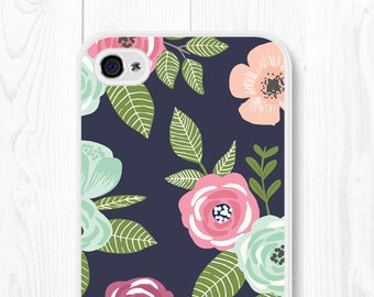 iPhone 7 Case Floral iPhone 6 Case Floral Phone Case iPhone 6s Cases iPhone 6 Plus Case Samsung Galaxy S7 Case iPhone SE Case iPhone 5s Case
