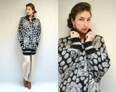 Mohair Cardigan  //   Sweater Coat  //  THE GUNROSE