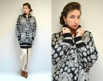 Cocoon Cardigan  //   Sweater Coat  //  THE GUNROSE
