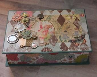 Cherished Keepsake Box