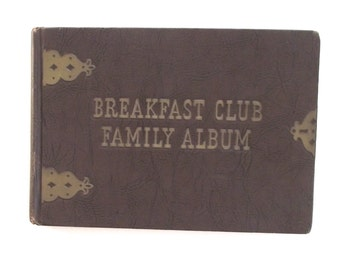 Breakfast Club Family Album, 1942 Book by Don McNeill, Esq. (A1)