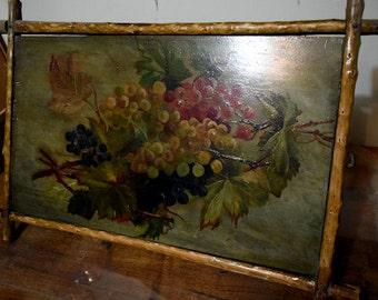 Grapes on Vine Lap Desk