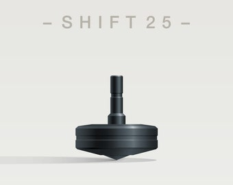 SHIFT 25 Spin Top