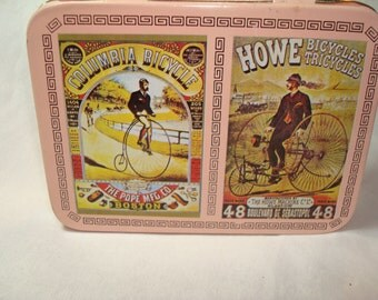 Made in Hong Kong Columbia Bicycle Howe Bicycles Dual Decks of Playing Cards.