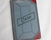 Vintage Cash Ledger