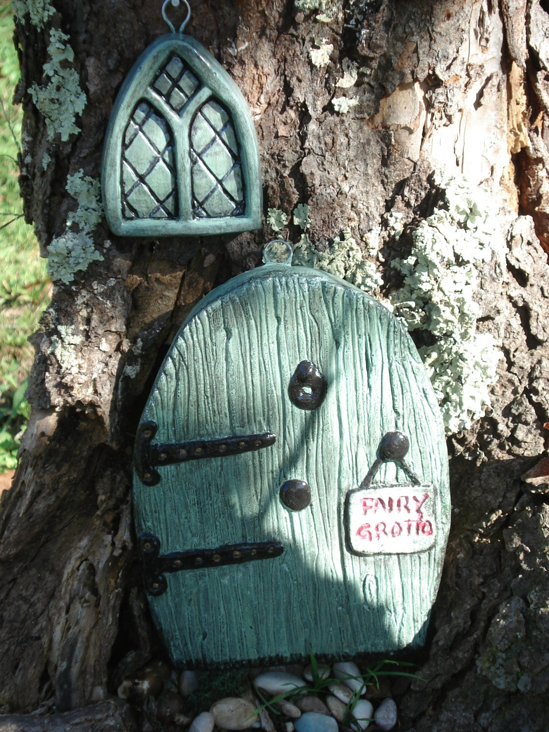 Fairy door fairy garden accessories fairy garden decor for Elf door accessories