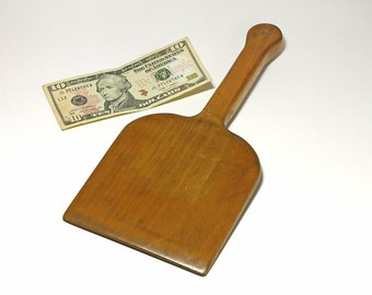 Primitive Large Butter Paddle, Butter Spade - circa 1940's