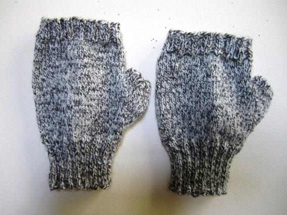 Mens Fingerless Gloves Knitting Pattern Ipaafo For