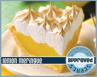 LEMON MERINGUE Fragrance Oil, 2 oz