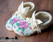 Baby Moccasins size 3
