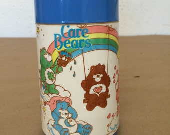 Vintage Care Bears Thermos