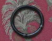 Vintage Hawaiian Black Coral Bracelet