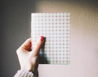 """Handmade notebook """"Tiles"""""""