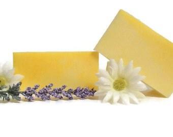Large Handmade Moisturizing Soap, Large Soap Bar, Clean and Fresh, Moisturizing Soap, Body Wash, Glycerin Soap