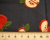 """Fabric - """"Country Apple"""" #5890 by Springs Industries 1 1/4 yard"""