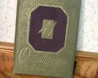1941 Ouachita College Yearbook - Arkadelphia, Arkansas