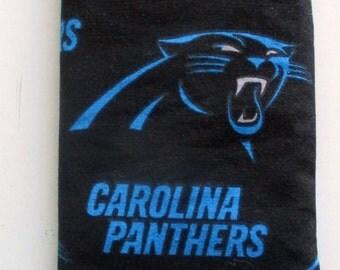 Carolina Panthers - Panthers - Football - NFL - Panthers glasses case - Glasses case - Sunglass case - Panthers sunglass case - eyeglasses