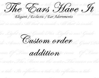Custom Order - 14k posts