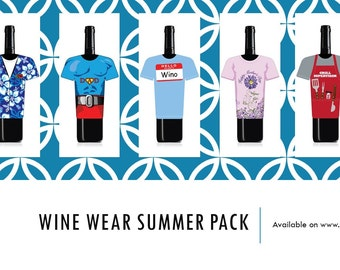 Wears for your Wine